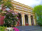 Tasmanian State Government Offices, Launceston by Graeme  Hyde
