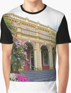 Tasmanian State Government Offices, Launceston Graphic T-Shirt