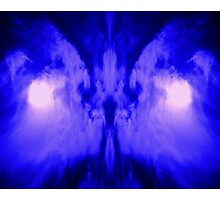 Butterfly Born from the Sky Photographic Print