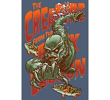 The Creature Photographic Print