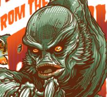 The Creature Sticker