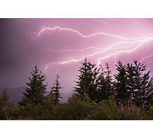 The Raw Power of Mother Nature!  Photographic Print