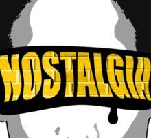 Old Yellow Bricks / Blinded By Nostalgia Sticker