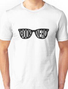BOOKNERD GLASSES Unisex T-Shirt