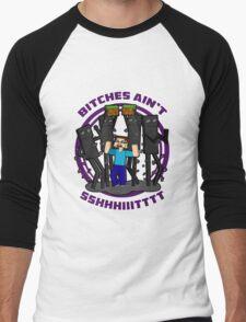 Rooster Teeth: Bitches Ain't Shiiitttt Men's Baseball ¾ T-Shirt