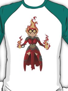 Princess Pyromancer T-Shirt