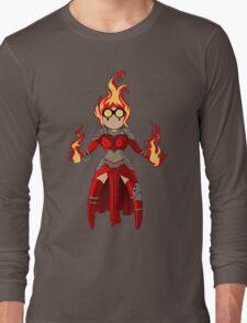 Princess Pyromancer Long Sleeve T-Shirt