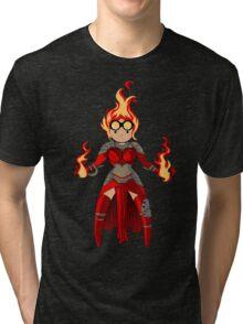 Princess Pyromancer Tri-blend T-Shirt