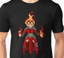 Princess Pyromancer Unisex T-Shirt