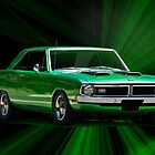 1970 Dodge Dart Swinger by DaveKoontz