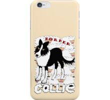 Border Collie 1 iPhone Case/Skin