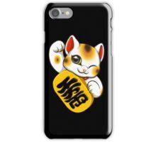 Maneki-Neko iPhone Case/Skin