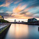 Liffey River by Alessio Michelini