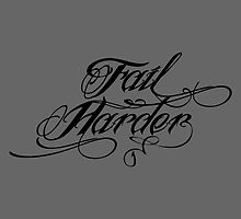 Fail Harder by Vana Shipton