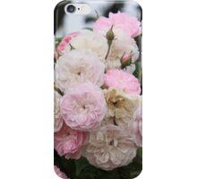 Pink & White iPhone Case/Skin