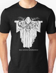 Crimson Moonlight Unisex T-Shirt