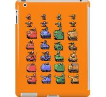 Unit sheet iPad Case/Skin