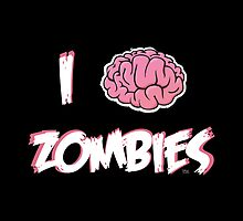 I [BRAIN] ZOMBIES by Arian Noveir