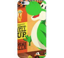 Yoshi Mario Kart iPhone Case/Skin