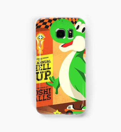 Yoshi Mario Kart Samsung Galaxy Case/Skin