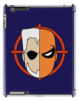 Deathstroke - The Terminator by KaisCanvas