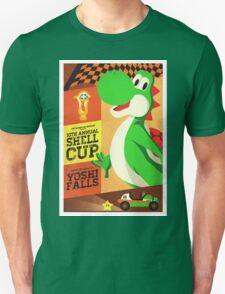 Yoshi Mario Kart Unisex T-Shirt