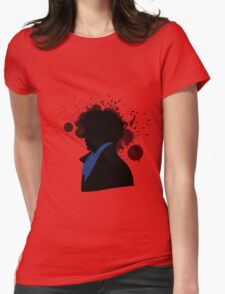 Fallen Sherlock (light) Womens Fitted T-Shirt