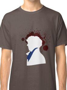 Fallen Sherlock (dark) Classic T-Shirt