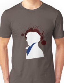 Fallen Sherlock (dark) Unisex T-Shirt