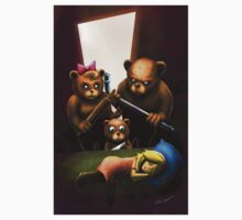 Goldilocks and the Three Bears by cach-created