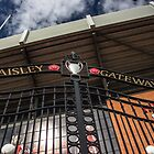 Paisley Gateway - Liverpool FC - Anfield by Paul Madden
