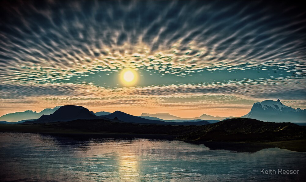 Eye In The Sky by Keith Reesor