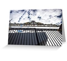 Shankly Gates - Anfield - Liverpool FC Greeting Card