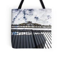 Shankly Gates - Anfield - Liverpool FC Tote Bag
