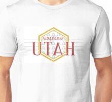 Explore Utah Unisex T-Shirt