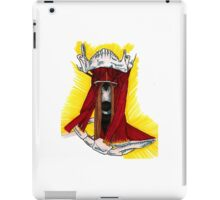 Neck Muscles iPad Case/Skin