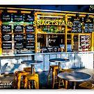 Melbourne Skyline #7 by James Millward