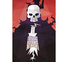 Madness Through Order - Soul Eater Print Photographic Print