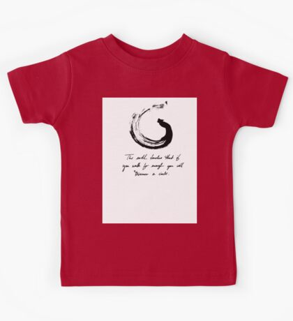 Lessons From the Earth Kids Tee