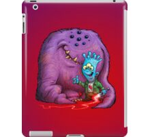 A boy and his Grogg iPad Case/Skin