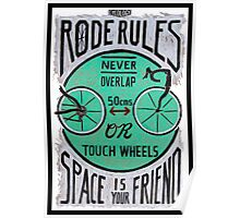 Road Rules 2 Poster