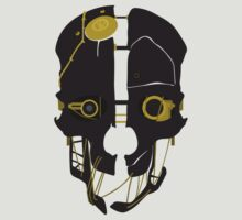 Dishonored | Corvo's Mask by TH-Designs