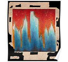 Burning City (25 Yrs of Damage) Poster