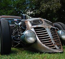 Low down rat rod by GWGantt