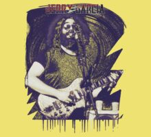 Jerry Garcia - Anniversary Shirt (High Visibility) by 7thChimera