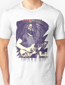 Jerry Garcia - Anniversary Shirt (High Visibility) T-Shirt