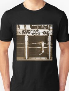 1970s Subway Ride T-Shirt