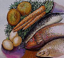 fish stew by evon ski