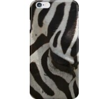 Zebra Eye Phone iPhone Case/Skin