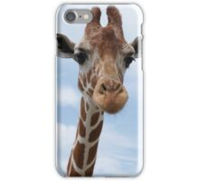 Tall Texts iPhone Case/Skin